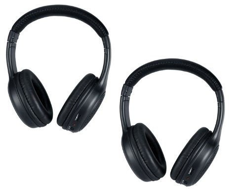 Town and Country Wireless DVD Headphones (Set of 2) 2006 2007 2008 2009 2010 2011 2012 2013 2014 2015