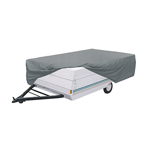 Classic Accessories 74503 Polypropylene Tent Trailer Cover Model 4