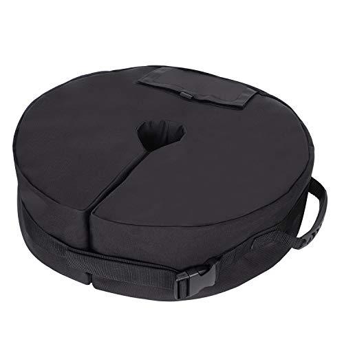 Brislut Patio Umbrella Weight Bag, Heavy Duty Up to 85 lbs, 18