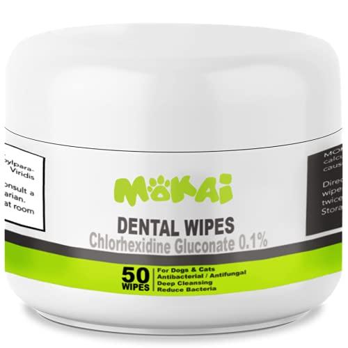 MOKAI Dental Wipes