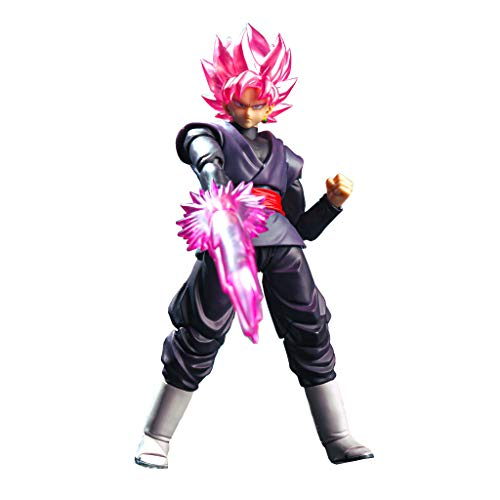 Tamashii Nations SDCC 2019 Exclusive S.H. Figuarts Dragonball Goku Black Super Saiyan Rose DBZ