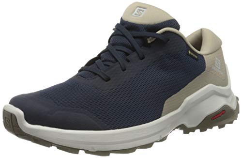 Salomon X Reveal GTX, Zapatillas de Senderismo Hombre, Azul (Navy Blazer/Vintage...