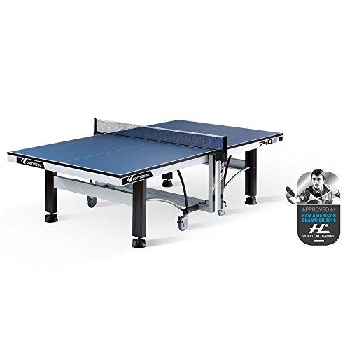 Cornilleau 740 ITTF Indoor Blue Table Tennis Table