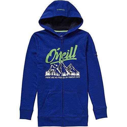 O'Neill Sweatjacke Jacke LB PCH California FZ Hoodie blau Unifarben (152)