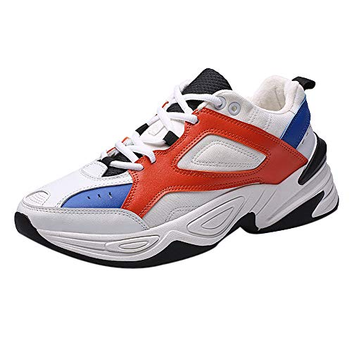 New Dacawin Casual Men Running Shoes Outdoor Walking Comfortable Non-Slip Athletic Shoes Sneakers