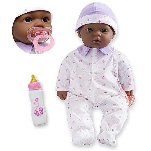JC Toys African American La Baby Doll