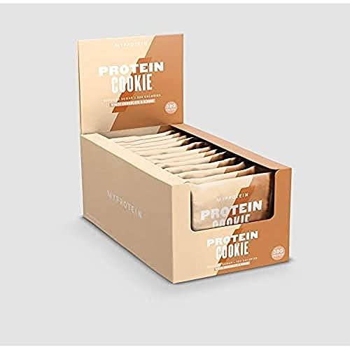 Myprotein Max Protein Cookie White Chocolate Almond 75g (Box of 12) - 900 g