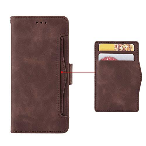 PUレザー 手帳型 ケース 対応 アイフォン iPhone Xs Max 手帳型ケース 本革 防指紋 財布 カバー収納