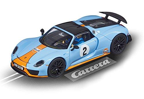 Carrera 20027549 - Evolution Porsche 918 Spyder
