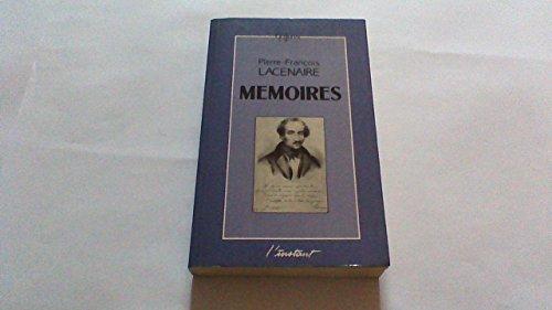 By Pierre Francois Lacenaire Memoires Telecharger Epub Pdf