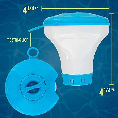 U.S. Pool Supply Spa, Hot Tub, Small Pool Floating Chlorine