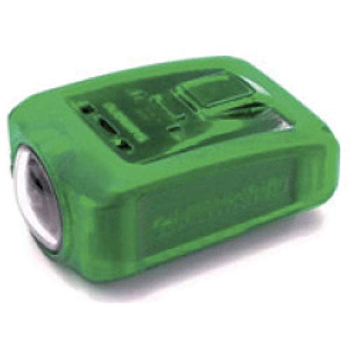 Shimano - Custodia Protettiva in Silicone per cm-1000, Colore: Verde Trasparente