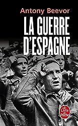 livre La guerre d'Espagne