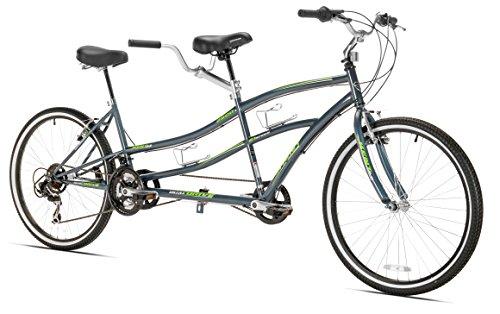 タンデム 二人乗り自転車 ケント デュアルドライブ Kent Dual Drive Tandem Comfort Bike 42658
