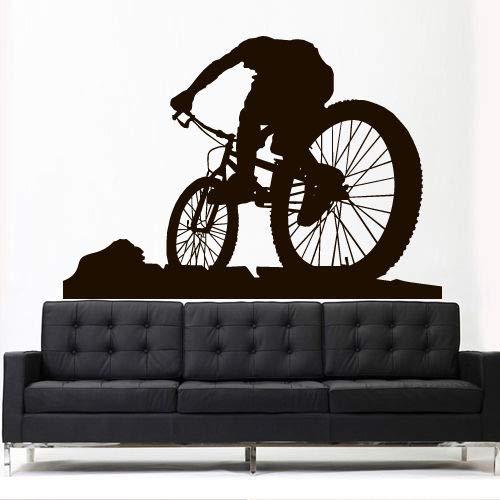 yaonuli Sport mountainbike BMX fiets vinyl muursticker