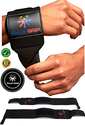 Paire Power Lifting kniebandagen musculation Bandage squats Musculation Gym