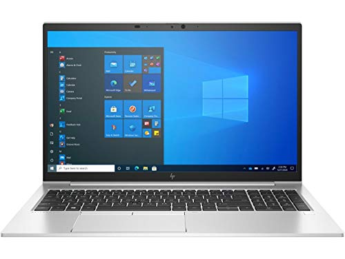 HP EliteBook 850 G8, 15,6' FHD Sure View, Core i5-1135G7, 8 GB de RAM, 512 GB SSD, Win10 Pro.