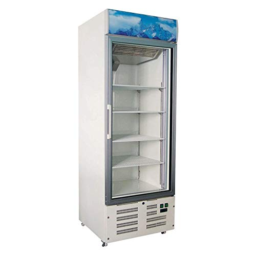 Armoire réfrigérée vitrée - Négative 412 litres - Combisteel - R290 1 Porte Vitrée