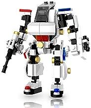 MyBuild Mecha Frame Mech Building Kit Building Blocks Toy Riot Police 5013
