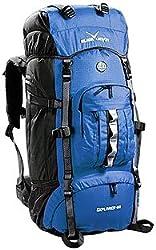 Black Canyon Unisex Backpack Explorer, blue, one size, BC3228