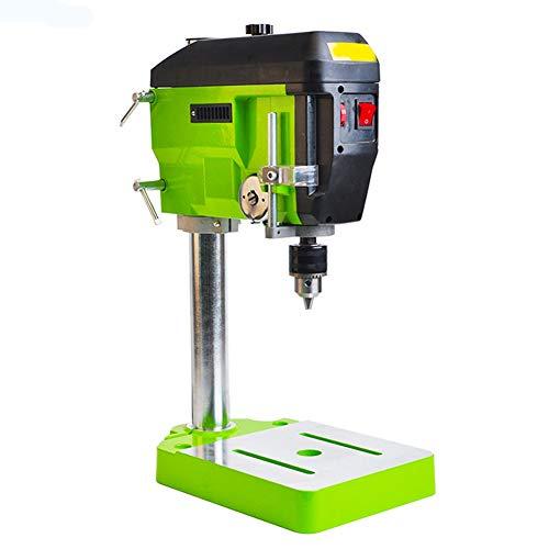 Amazing Deal 220V 680W Mini Drill Press, 1.5-13Mm Multifunction Bench Drill Milling Machine Adjustab...