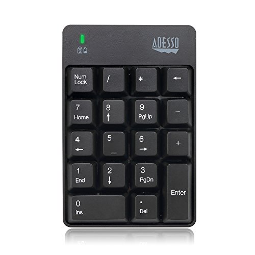 Numeriek toetsenbord met USB hub