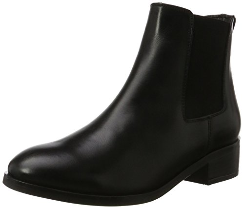 ALDO Damen MEAVEN Chelsea Boots, Schwarz (Black Leather), 39 EU