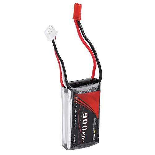 Zouminy lithium batterij 7.4V 900mAh 25C JST stekker voor RC vliegtuig auto boot robot industriële verlichting