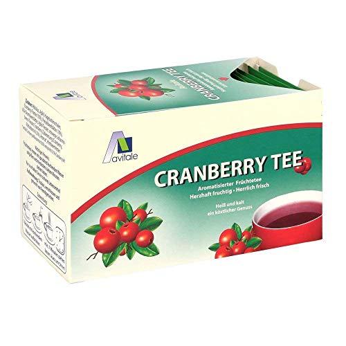 Avitale Cranberry Tee, 20 St. Filterbeutel