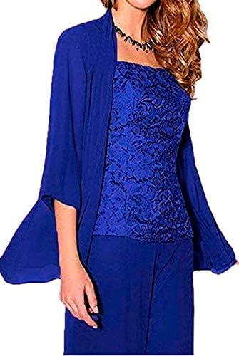 Royal blue suit for ladies _image2