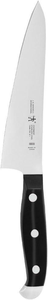 HENCKELS J.A Outlet SALE International Statement Knife 5.5-inch Popular products Prep Black