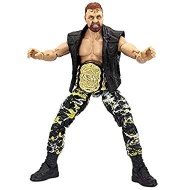 AEW All Elite Wrestling Unrivaled Collection Jon Moxley – 6.5-Inch Action Figure – Series 5
