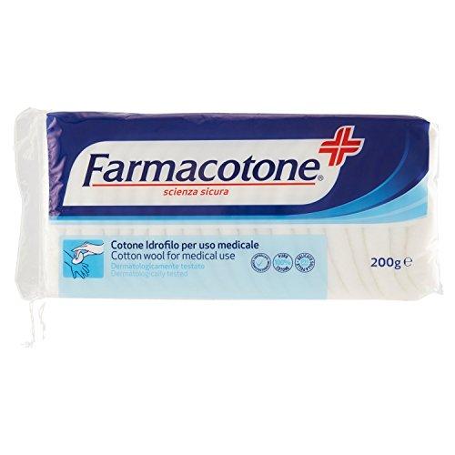 Farmacotone-absorbent coton, utilisation Medical Lot de 200 g