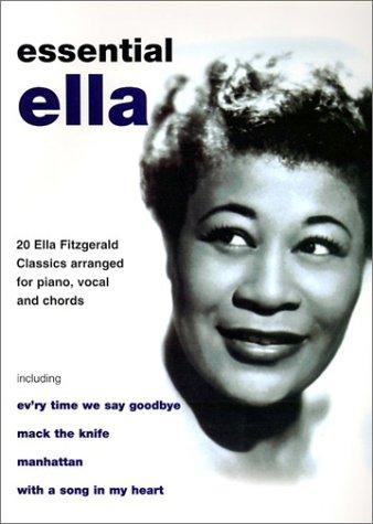 Partition : Fitzgerald Ella Essential 20 Hits P/V/G