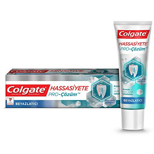 Colgate 75ml Sensitive Pro-Relief Whitening Toothpaste