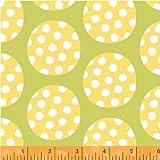 mollipolli-Stoffe Windham Fabrics Precious LG Polka Dots