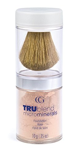 CoverGirl TruBlend Micro Minerals Bronzer, Natural Bronze 500, 0.31-Ounce Package by COVERGIRL