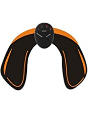 EMS Hip Trainer, Intelligent Hips Trainer Helps to Lift, Training Booster Muscle Stimulation, Firm Shape The Buttocks Hip Body Shaper Women Fitness