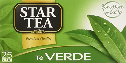 Star Tè Verde 25 Filtri