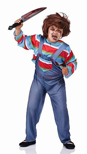Disfraz de Muñeco Chucky para niño