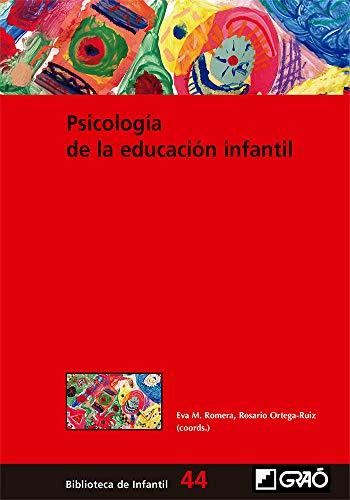 Psicología de la educación infantil: 044 (Biblioteca Infantil (español))