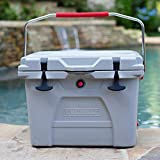 Everbilt 26 qt. High-Performance Cooler with Lockable Lid for Camping and Other Outdoor Activities