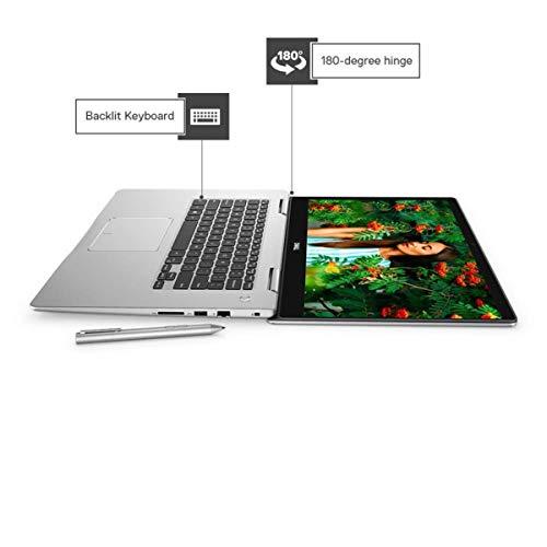Dell Inspiron 7570 15.6-inch FHD Display Laptop (Core i7/16GB/Win 10/4 NVIDIA Graphics/Silver)