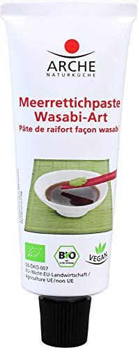 Arche Naturküche Bio Meerrettichpaste Wasabi-Art (1 x 50 gr)