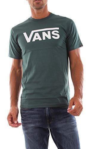 Vans Classic T-Shirt Trekking Green | grün | XXL