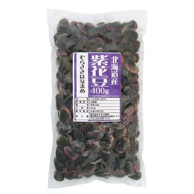 国産(北海道) 紫花豆 400g