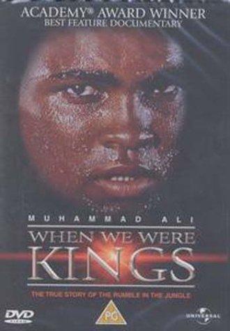 When We Were Kings [DVD] [1997]