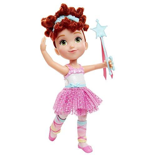 Fancy Nancy 77353 Ballerina Doll, 10' ES Tall, Multicolor