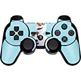 Skinit Decal Gaming Skin for PS3 Dual Shock Wireless Controller - Officially Licensed Disney Olaf Polka Dots Design