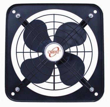 Orpat Swift Air Metal Exhaust Fan, 9-inch, 230 mm, Black
